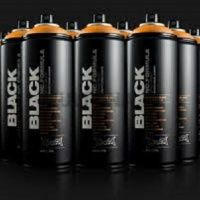 15 x Montana Black 400ml + NITRO 500ml + Dope Chrome 600ml