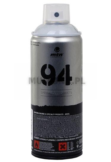 94 bezbarwny półmat