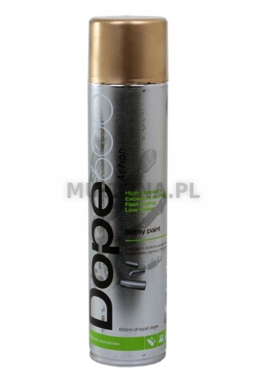 DOPE ACTION GOLD 600ml