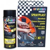 SPRAYPLAST BLACK MAT