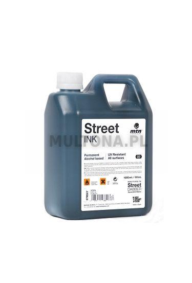 Tusz Mtn Montana Street INK 1000ml czarny